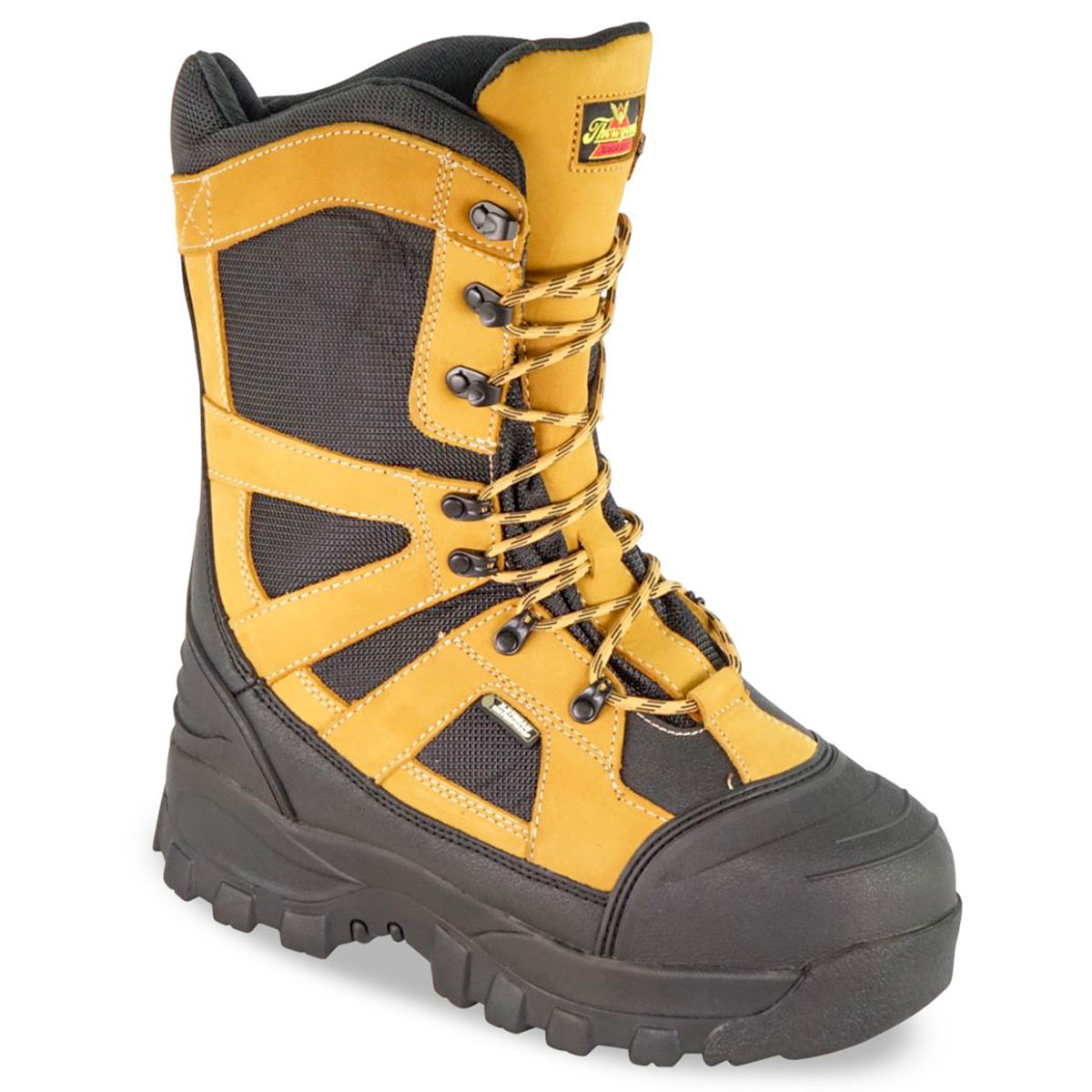 "f1621e2819f Details about Thorogood 2440 Cold Weather Series Endeavor Extreme 12""  Insulated Work Boot"